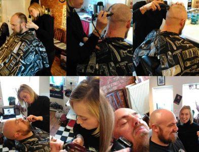 Head Shave & Beard