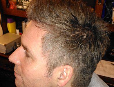 Casual Scissor Cut